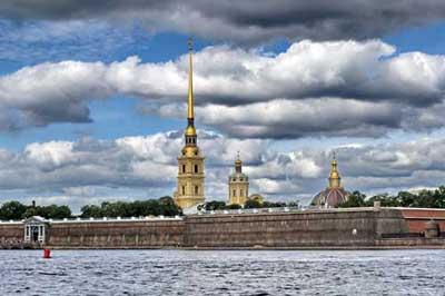 С Днем Рождения, Санкт-Петербург